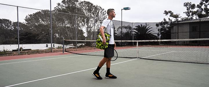 Transporting Tennis Balls