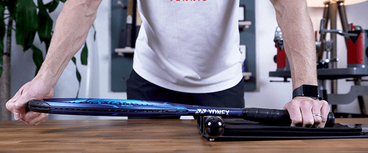 Yonex EZONE 98 Specs: Stiffness