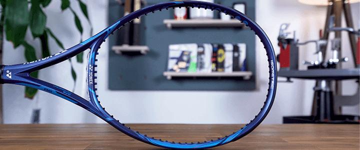 Yonex EZONE 98 Technology: Isometric Head Design
