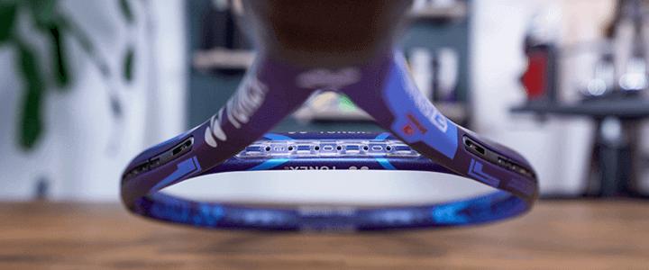 Yonex EZONE 98 Technology: Shockless Grommets