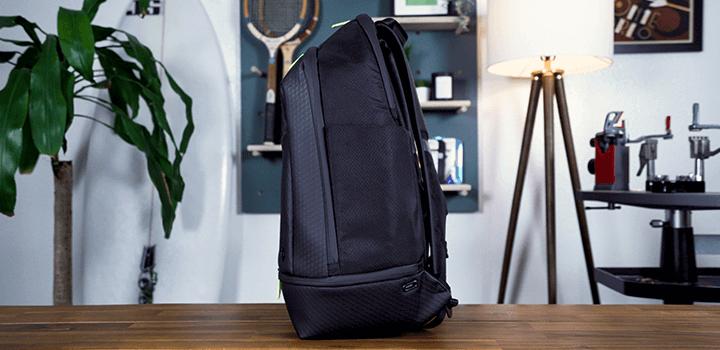 Vessel Baseline Tennis Backpack: Dimensions
