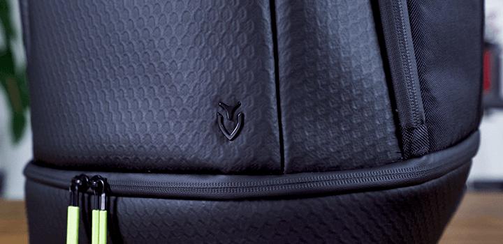 Vessel Baseline Tennis Backpack: Front Logo