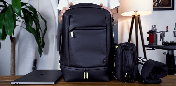 Vessel Baseline Tennis Backpack: Multipurpose Use