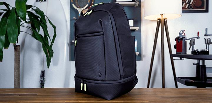 Vessel Baseline Tennis Backpack: Specs