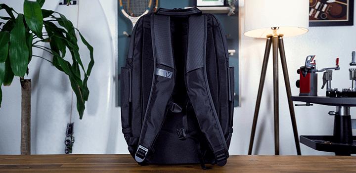 Vessel Baseline Tennis Backpack: Straps