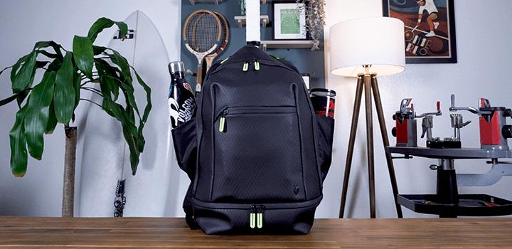 Vessel Baseline Tennis Backpack: Use & Care