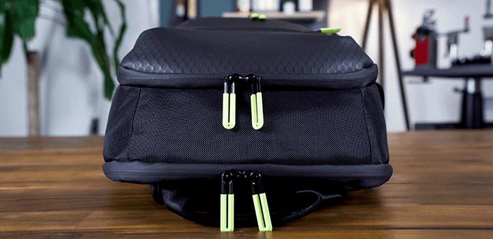 Vessel Baseline Tennis Backpack: Waterproof Zippers