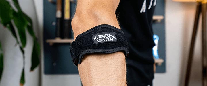 How Long to Wear a Tennis Elbow Brace