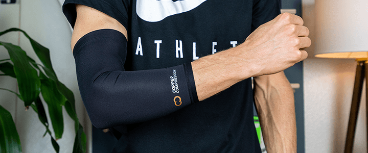 Tennis Elbow Compression Sleeves