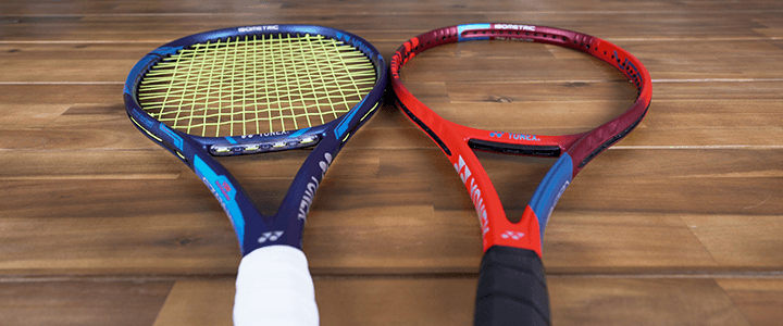 Comparing Yonex Performance Racquets