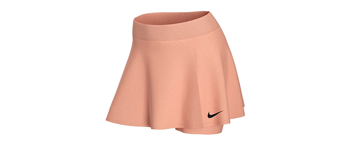 Styles of Tennis Skirts: Flouncy - Nike