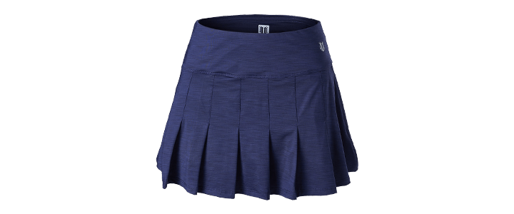 Styles of Tennis Skirts: Flutter - EleVen by Venus