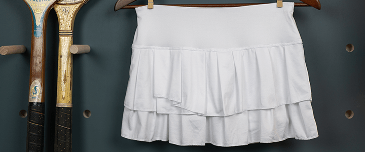 Tennis Skirt Buying Considerations - Length