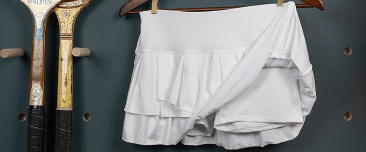 Tennis Skirt Buying Considerations - Shorts vs. No Shorts