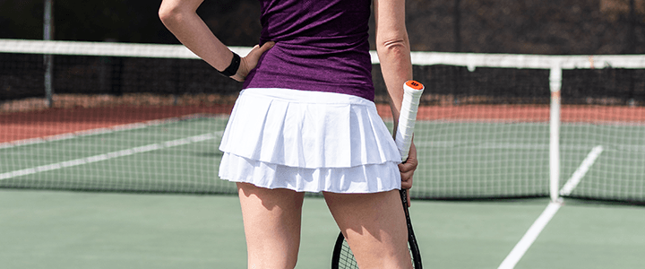 Tennis Skirt Buying Considerations - UV Protection