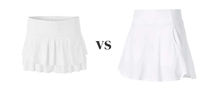 Tennis vs. Golf Skirts