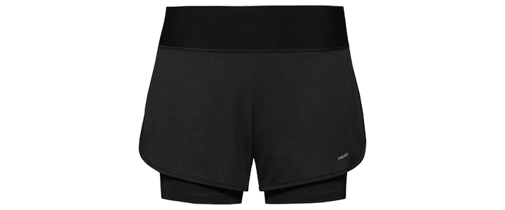 Types of Tennis Bottoms for Women - Shorts