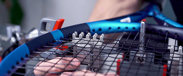 Babolat Pure Drive 2021 Strings & Tension