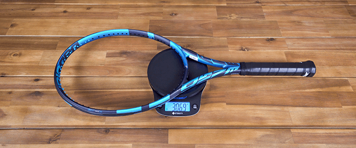 Babolat Pure Drive 2021 Weight