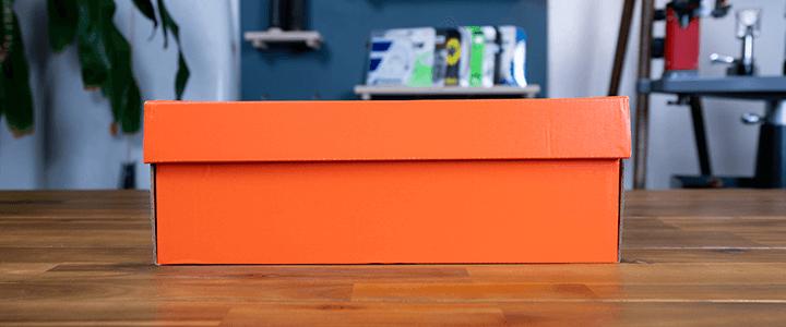 Nike React Vapor NXT Side of Box