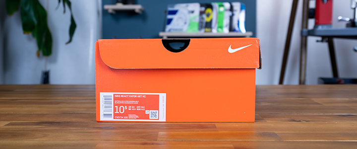Nike React Vapor NXT Unboxing and Initial Impressions