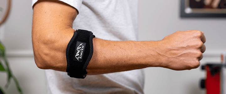 How to Wear a Tennis Elbow Brace | Step-by-Step Placement