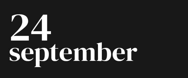 TennisCompanion Five Point Friday September 24, 2021