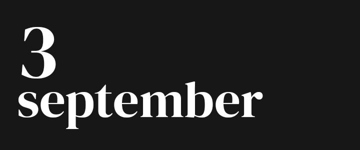 TennisCompanion Five Point Friday September 3, 2021