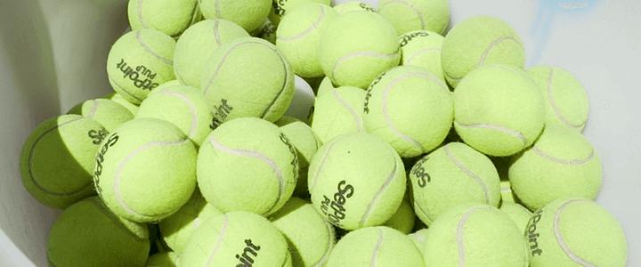 Types of Tennis Balls & Felt