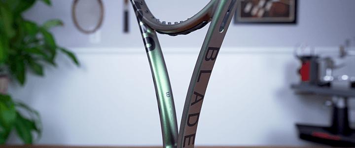 Wilson Blade 98 v8 Design & Aesthetics