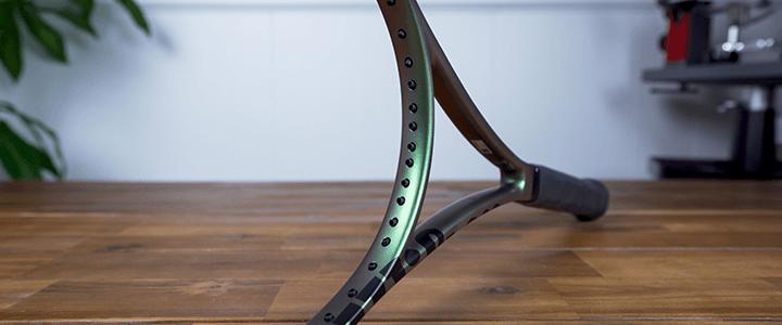 Wilson Blade 98 v8 Design: Chameleon Style Dynamic Paint