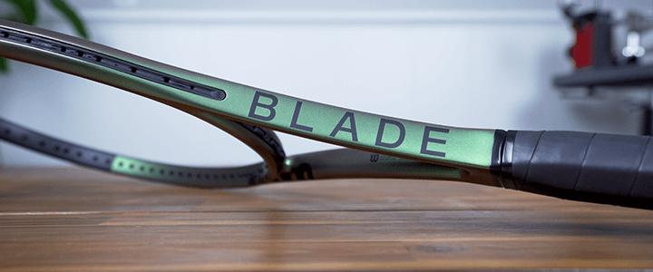 Wilson Blade 98 v8 Technology: Braided Graphite & Basalt