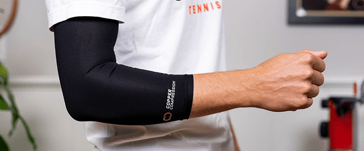 Compression Sleeves for Tennis Elbow | Do They Work?